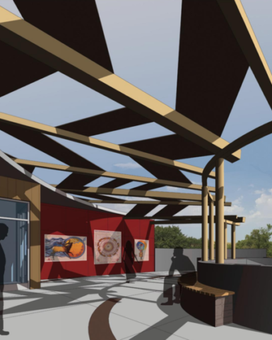Oglala Lakota Artspace to Break Ground in September