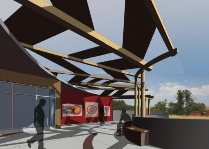 Oglala Lakota Artspace to Break Ground in September