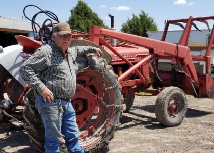 Frank Hunter Banks Local, Expands Cattle Operation